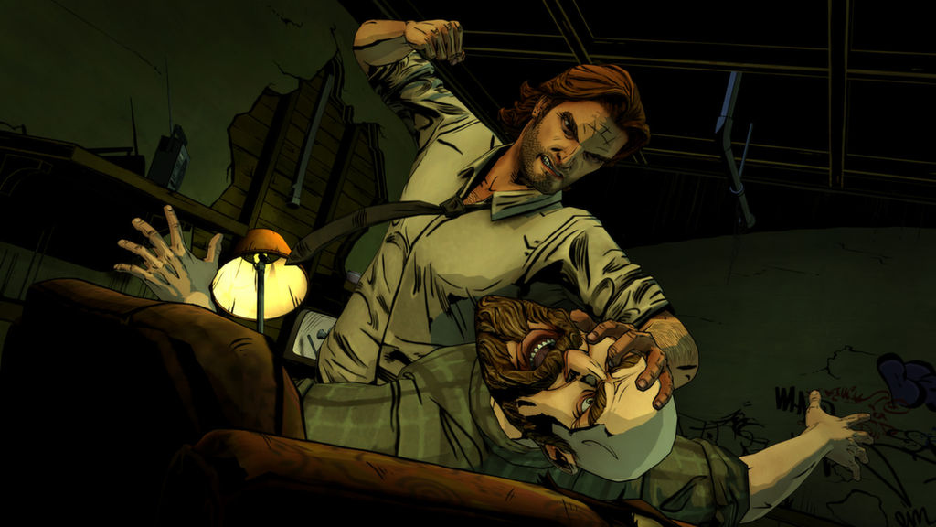 The Wolf Among Us: Episode 2 erscheint am 4.2.2014