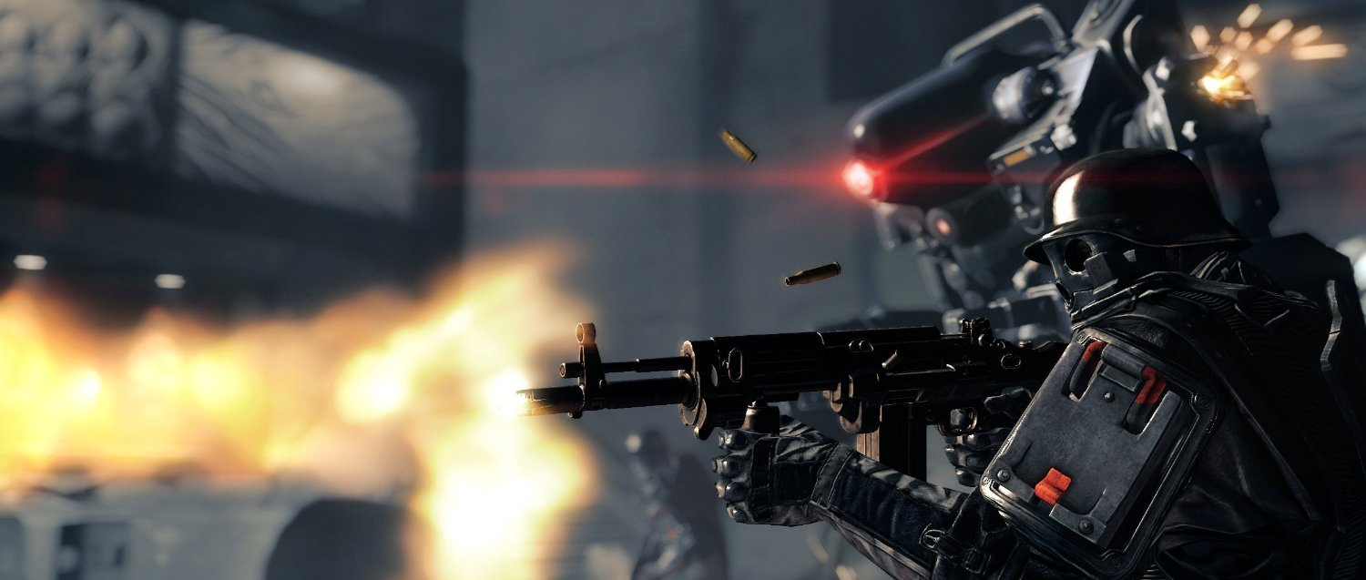 Wolfenstein: The New Order OUT NOW!
