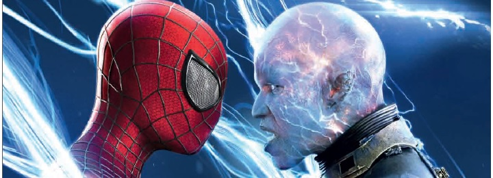 The Amazing Spider‐Man 2: Rise of Electro Gewinnspiel
