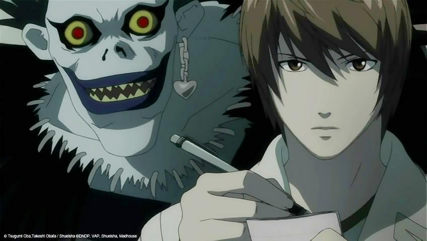 Death Note Blu-ray