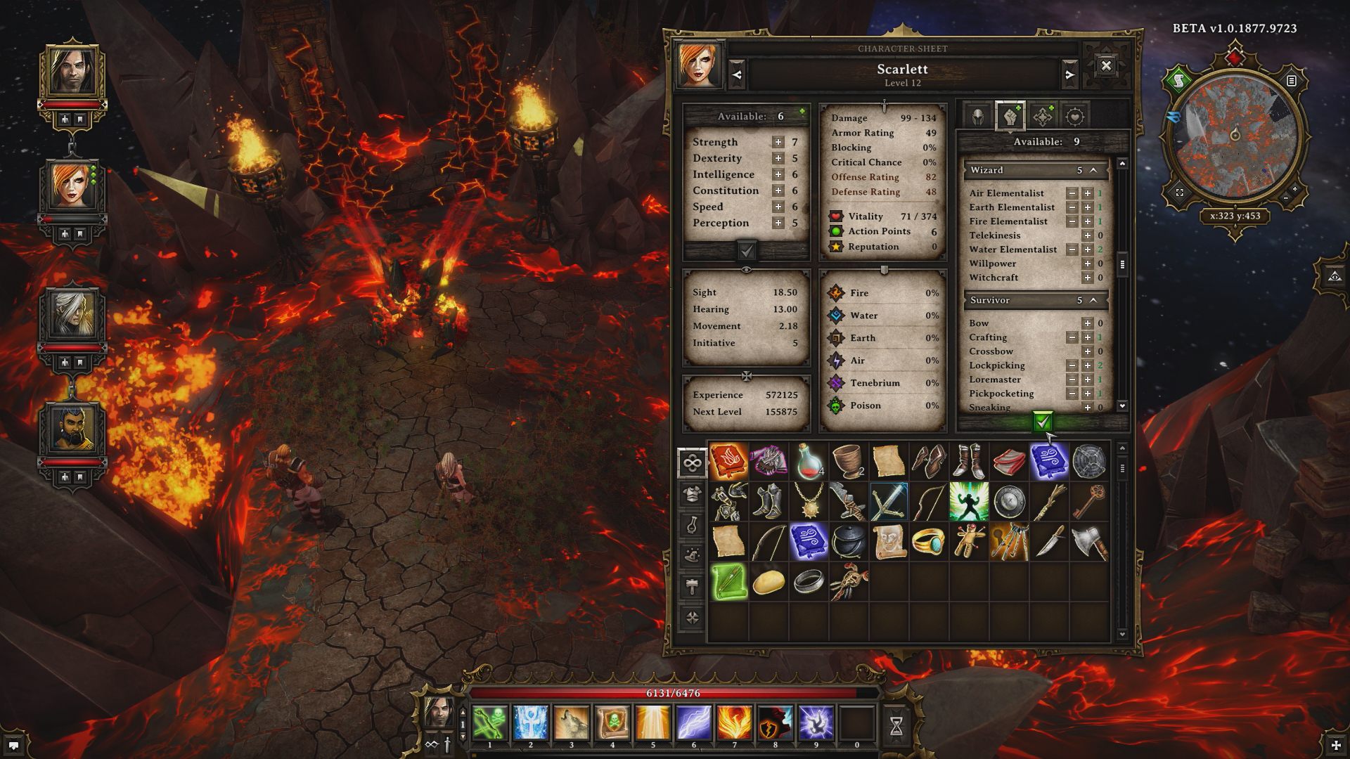 Divinity Original Sin  Unead Build