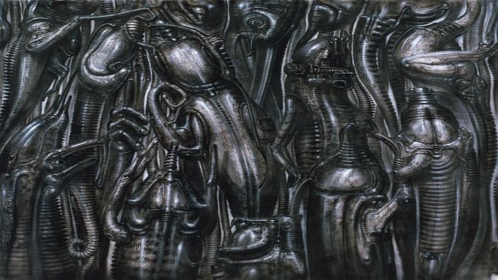alien erfinder und k nstler h r giger ist tot beyond pixels. Black Bedroom Furniture Sets. Home Design Ideas