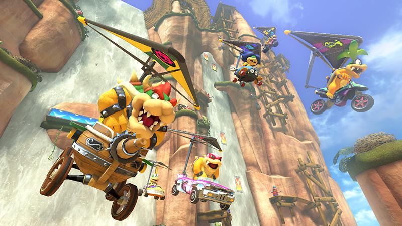 Mario Kart 8 Deluxe Tipps So Nutzt Ihr Alle Boosts Beyond Pixels