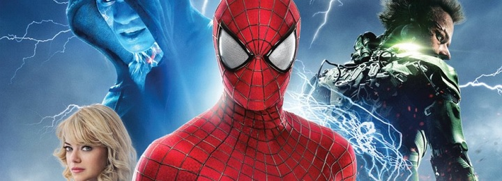 The Amazing Spider-Man 2: Rise of Electro (3D-Blu-ray) im Test