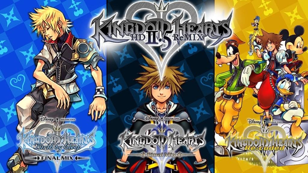 Kingdom Hearts Hd Ii 5 Remix Ps3 Im Test Beyond Pixels