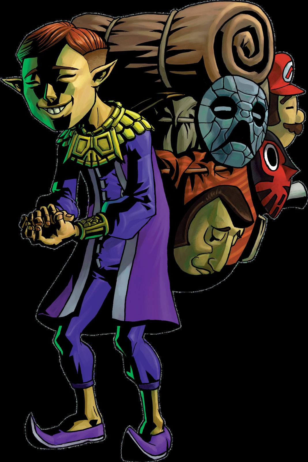 The Legend of Zelda: Majora's Mask – Story-Special ...