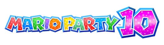 Mario Party 10 Wii U Titel