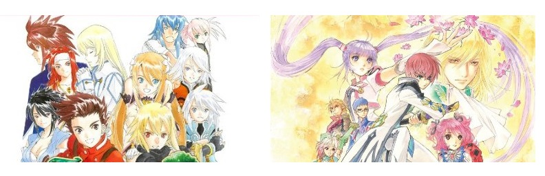 Tales of Graces f & Symphonia Chronicles-Double-Feature kommt Ende März
