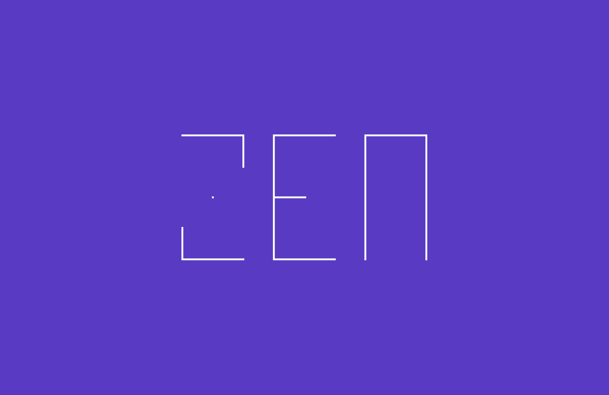 zen ios game spiel reach