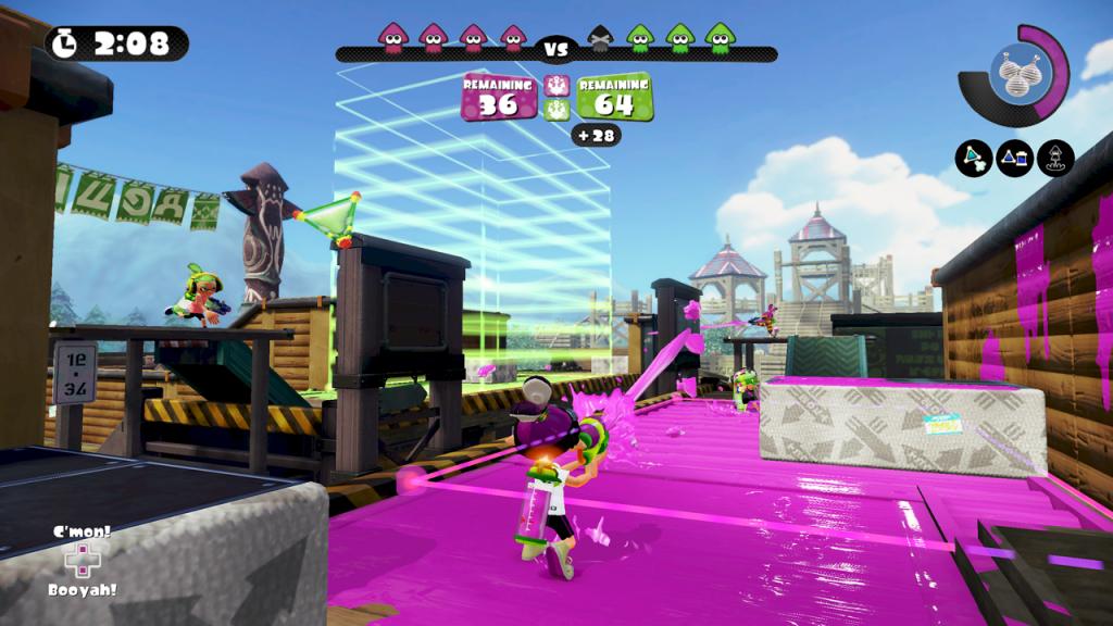 Splatoon (Wii U) im Test - Beyond Pixels