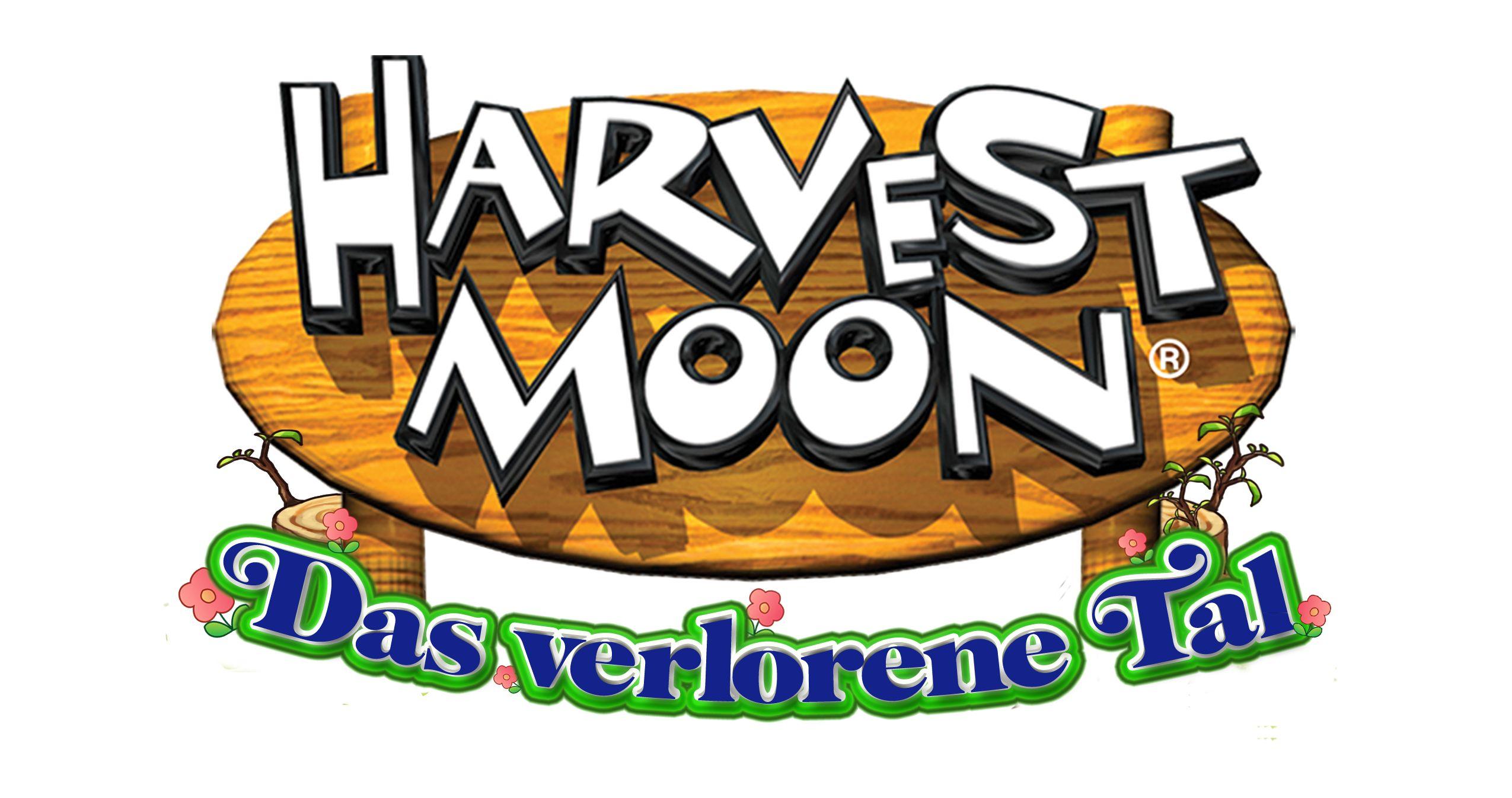harvest moon das verlorene tal titel 3ds bild