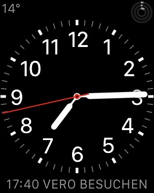 Apple Watch Face Zifferblatt