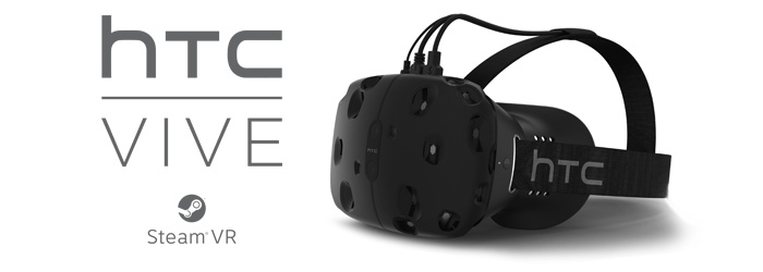 <em>HTC Vive</em> Hands-on-Preview