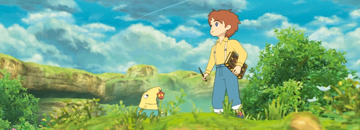 Ni no Kuni: Der Fluch der weißen Königin Remastered PS4 Switch PC