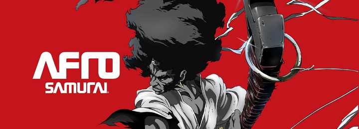 <em>Afro Samurai – The Complete Murder Sessions</em> (Director's Cut) ab 3.6.2016 auf DVD und Blu-ray