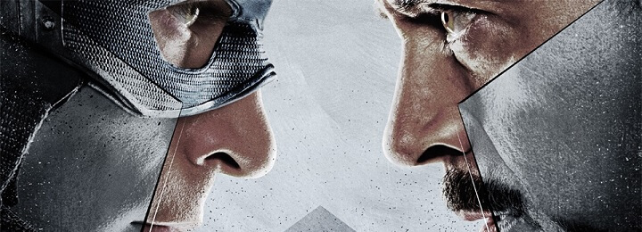 <em>The First Avenger: Civil War</em>: Gewinnt Blu-rays und Goodies