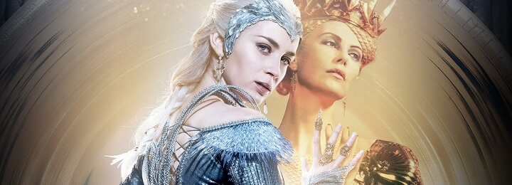 <em>The Huntsman and the Ice Queen</em> ab 7.4.2016 im Kino (+Filmkritik)