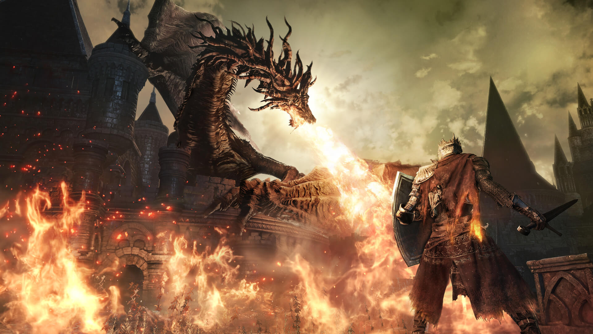 Dark Souls 3 Schilde
