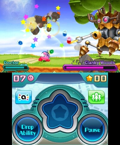 5_Kirby Planet Robobot_3DS_KPR_SCRN_doctor beyond pixels review