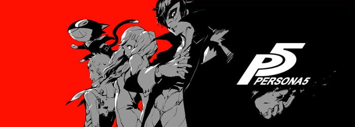 <em>Persona 5</em> out now und Launch-Trailer