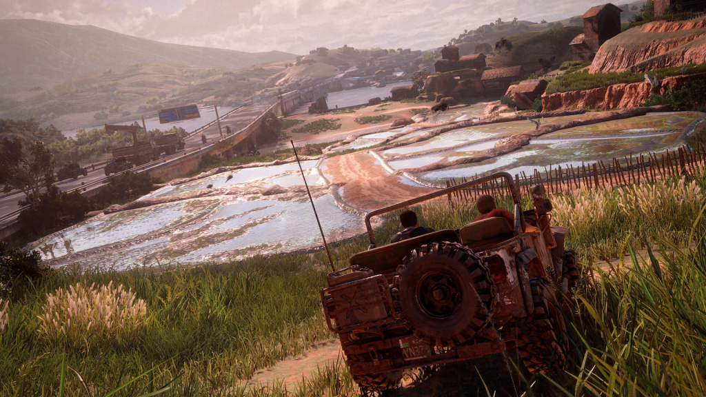 Uncharted 4 Panorama