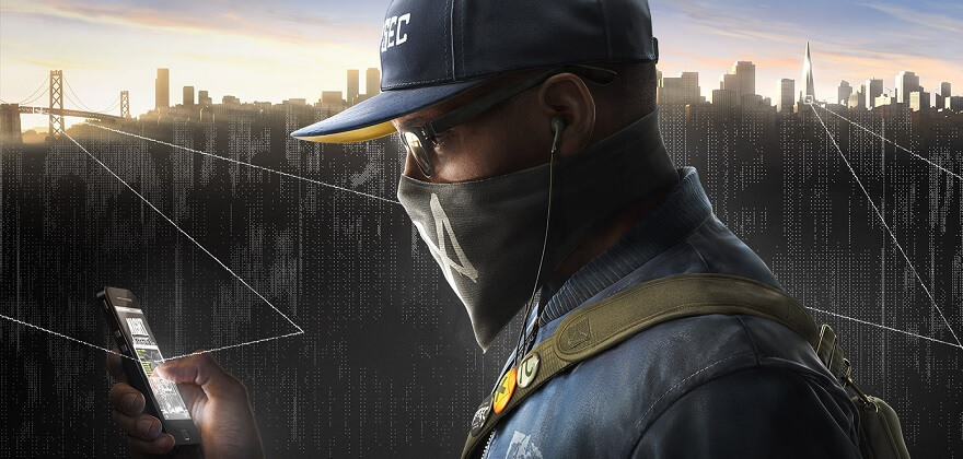 Watch Dogs 2 Test