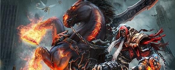 <em>Darksiders Warmastered Edition Wii U</em> erscheint am 23.5.2017