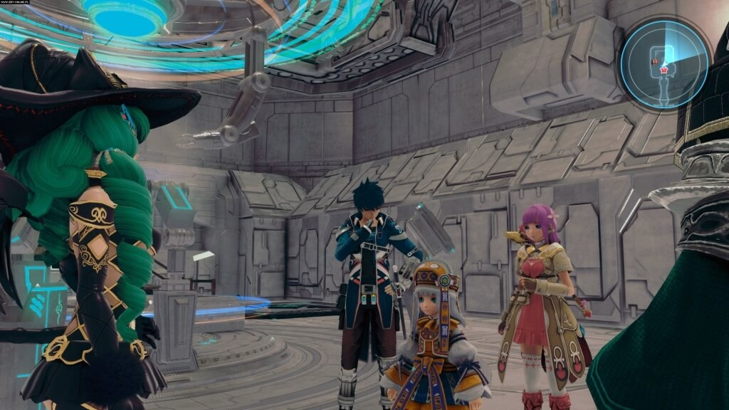 Star Ocean Integrity and Faithlessness PS4 2