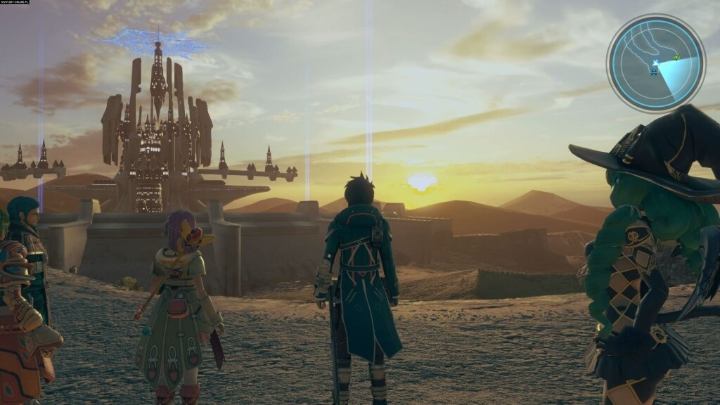 Star Ocean Integrity and Faithlessness PS4 3