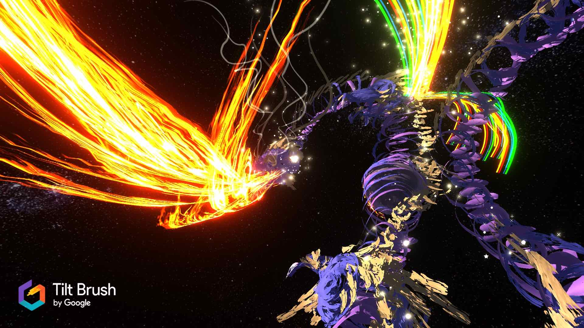 Tilt Brush HTC Vive