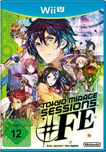 Tokyo Mirage Sessions Cover