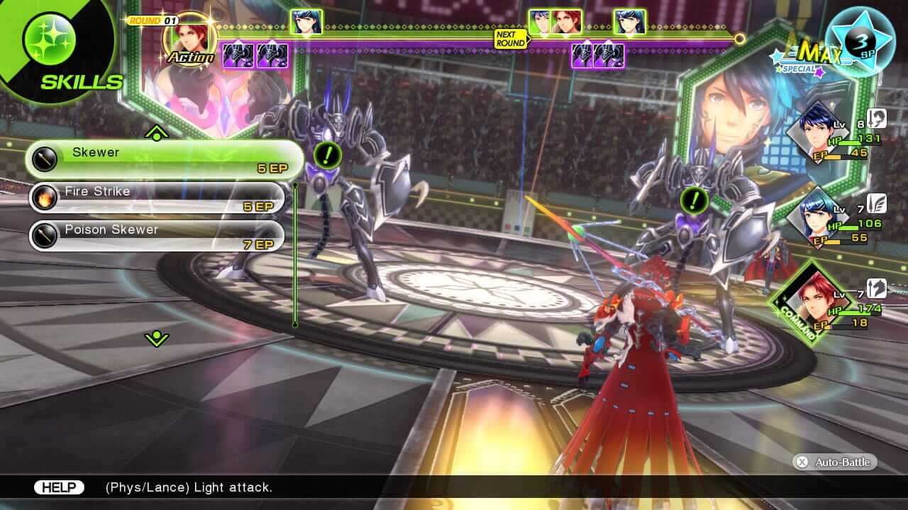 Tokyo Mirage Sessions screenshot 2