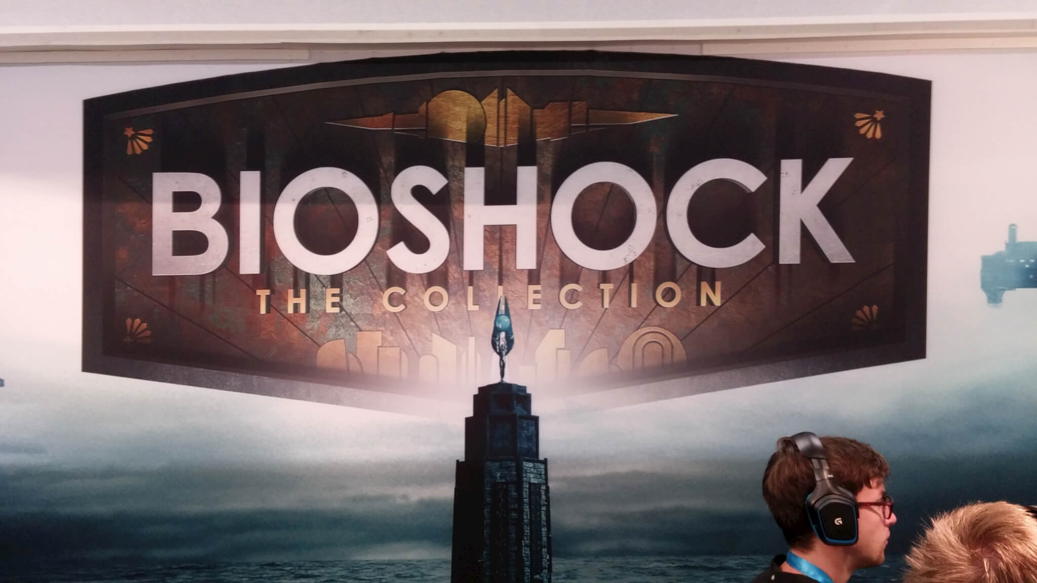 BioShock: The Collection gamescom 2016