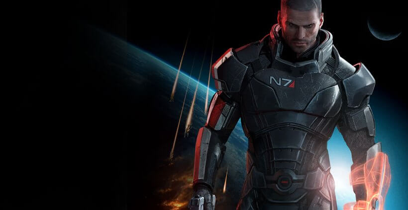 gamescom 2016: Kommt ein <em>Mass Effect</em>-Remaster?