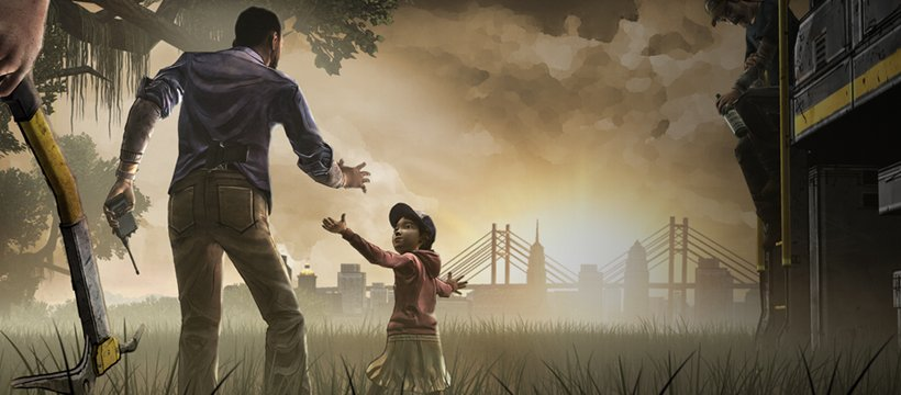 Telltale präsentiert neues <em>The Walking Dead</em>, <em>Wolf Among Us</em> und <em>Batman</em>
