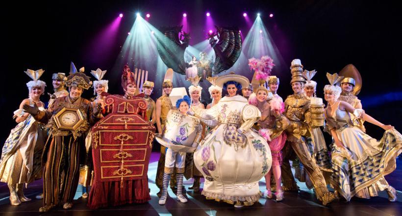 Die Schöne und das Biest Musical 2018 Wien