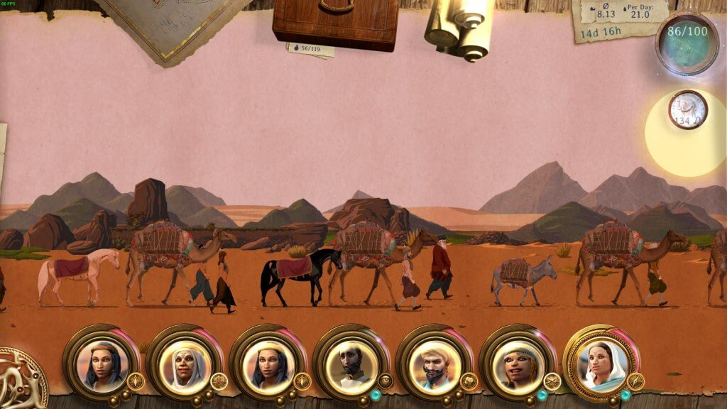 caravan screenshot