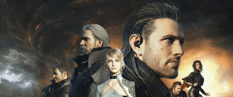 <em>Kingsglaive: Final Fantasy XV</em> (Blu-ray) im Test