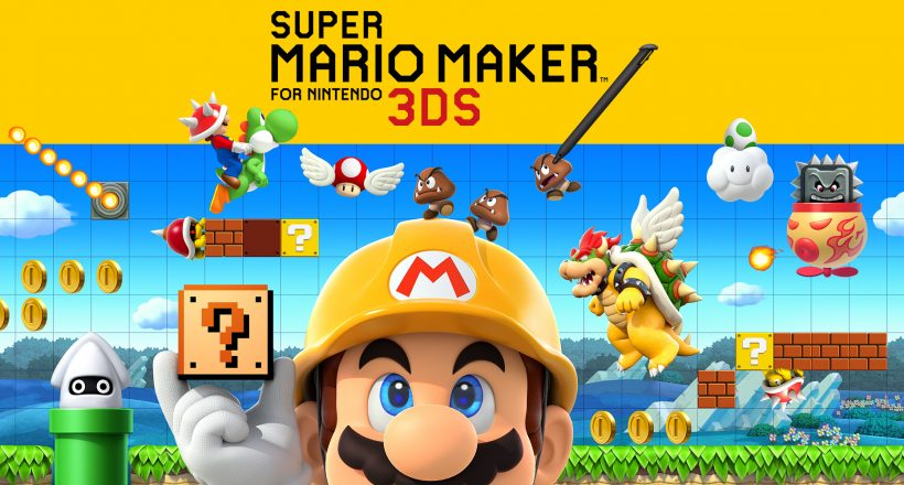 <em>Super Mario Maker for Nintendo 3DS</em> im Test
