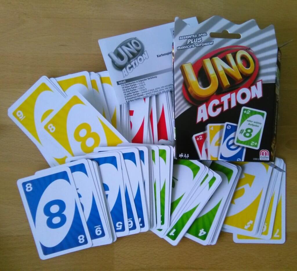 Uno Action