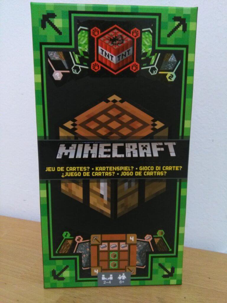 minecraft test spiel
