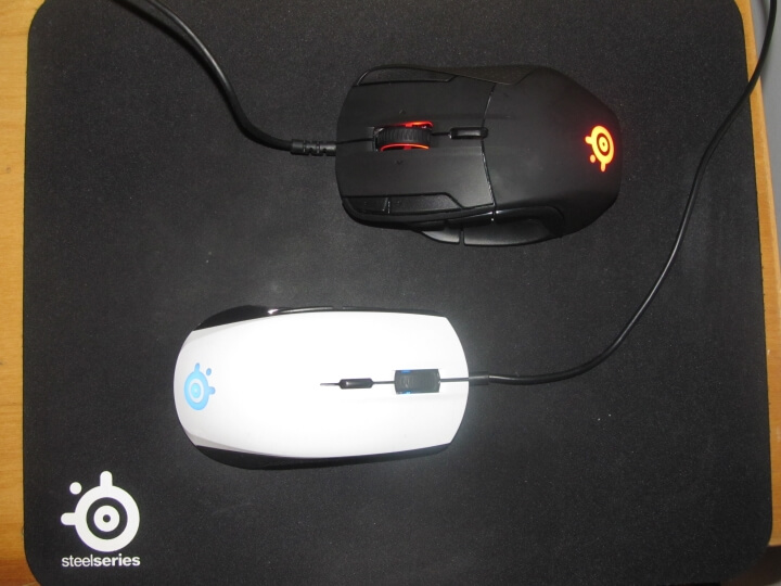 SteelSeries Rival 500 Test