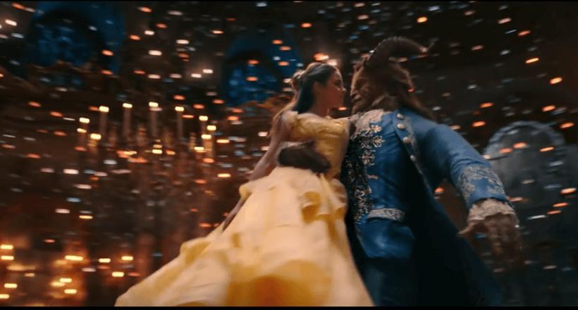 <em>Beauty and the Beast</em> Trailer wird zur meistgesehenen Vorschau