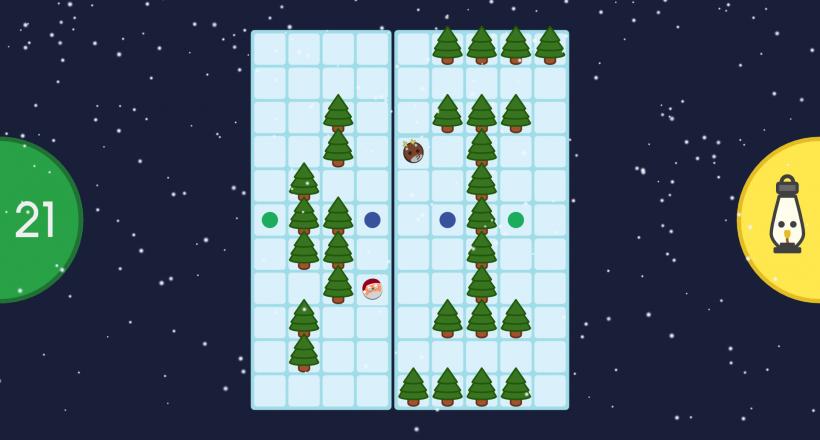 Weihnachts-Update für <em>Asymmetric</em> (iOS) kommt