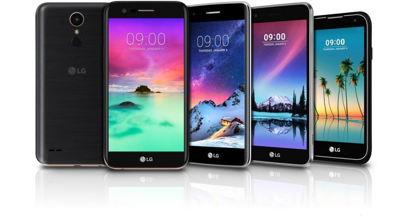 LG-Smartphones Front