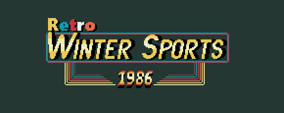 <em>Retro Winter Sports 1986</em> (iOS) im Test