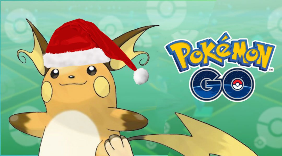 Pokemon Go Raichu