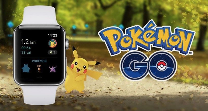 Pokémon GO für Apple Watch