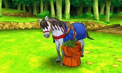 dragon quest 8 pferd und wicht