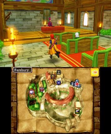 dragon quest 8 kirche